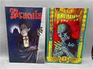 Dark Horse & Universal Monsters Dracula & The Mummy