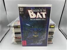 Batman: Shadow of the Bat Comic Book Lot