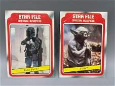 1980 Topps Star Wars The Empire Strikes Back Boba Fett