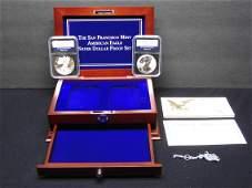 2012 San Francisco Mint American 1 Oz. Silver Proof