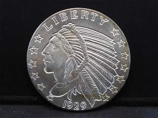 Five Troy Ounces of .999 Fine Silver by Golden State