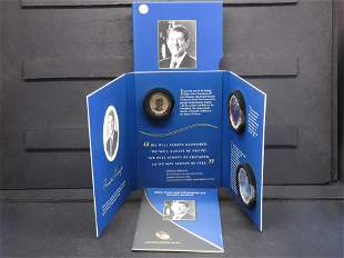2016 Coin and Chronicles Set Ronald Reagan 2016-W ASE,