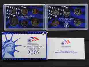 2005-S US Proof Mint Set