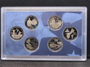 2009-S American Territories 6-Coin US Mint Proof Set.