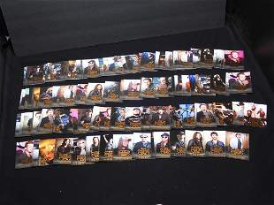 Country music collector cards