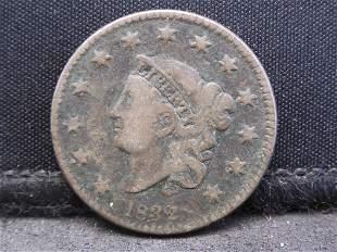 1832 Coronet Head Large Cent - Nice Detail