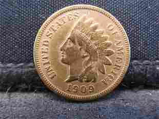 1909-S Indian Head Cent - Rare in High Grade! Key