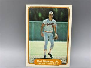 1982 Fleer Cal Ripken Jr. RC #176
