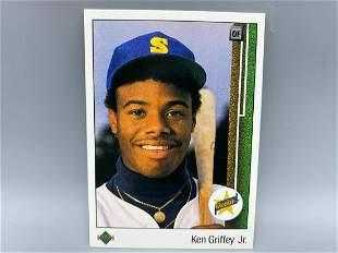 1989 Upper Deck Ken Griffey Jr RC #1