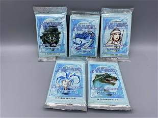 Magic the Gathering Ice Age Lot of 5 Unopened Packs