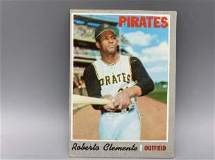 1970 Topps Roberto Clemente #350