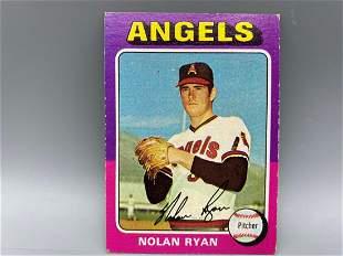 1975 Topps Nolan Ryan #500