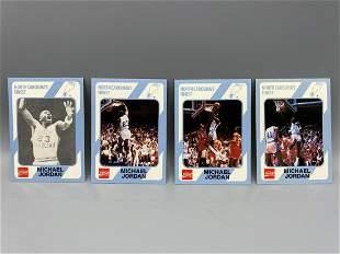 1989 Collegiate Collection Michael Jordan North