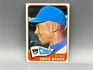 1965 Topps Ernie Banks #510