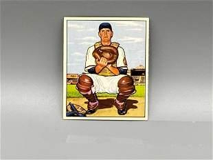 1950 Bowman Del Crandell #56