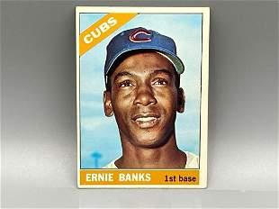 1966 Topps Ernie Banks #110