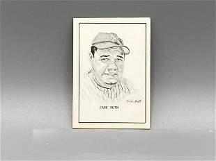 1950 Callahan Babe Ruth