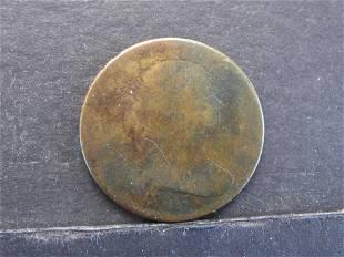 1805 Large 1c. Filler.