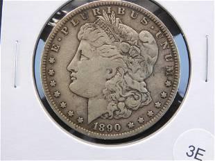 1890-O Morgan $1.