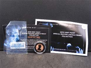 2019 West Point Special Edition Reverse Proof Lincoln