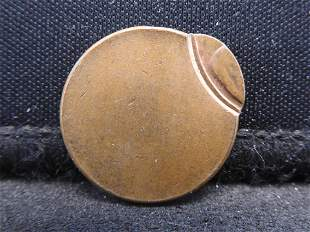 95% Off-Center Lincoln Memorial Cent.
