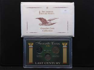 Favorite Coins of the Last Century - Steel Cent &
