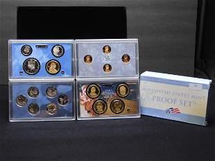 2009-S U.S. Mint Proof Set & 2009-S U.S. Mint