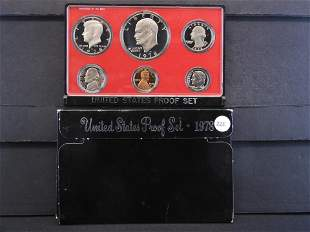 1978-S United States Proof Set - Six Coin Set contains