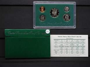 1994-S United States Mint Proof Set
