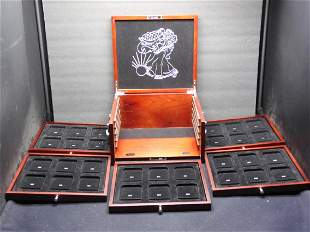 Absolutely Beautiful Wooden Box for Uncirculated