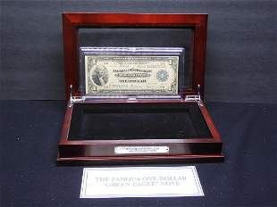 Series 1918 National Currency $1.00 Federal Reserve -
