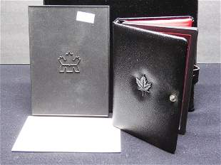 1985 Canadian Double Dollar Proof 7 Coin Set w/ Silver