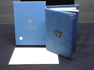 1987-S Six-coin Prestige Proof Set. Contains 90% Silver
