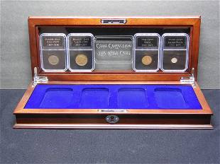 Rare Cent Coin Collection Includes Half Cent, Large