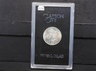1883-CC Morgan Dollar GSA
