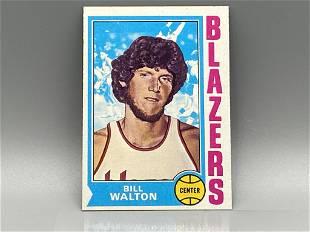 1973 Topps Bill Walton #39 Rookie