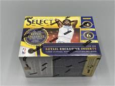 2021 Panini Select Basketball Blaster Box