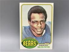 1976 Topps Walter Payton RC #148