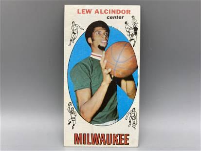 1969-70 Topps Lew Alcindor RC #25