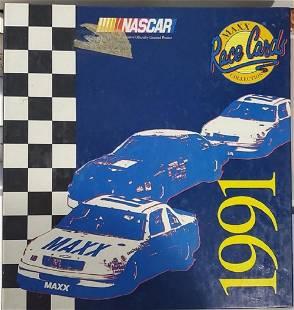 1991 Maxx Racing Set in Factory Album