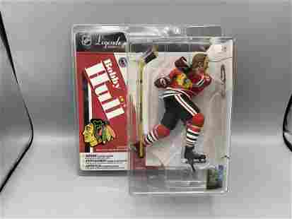 2006 McFarlane Bobby Hull NHL Legends Series 4 Figure