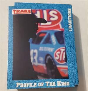 1991 Traks Richard Petty Set