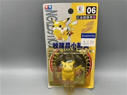 1998 Tomy Auldey Toys Pokemon Pikachu Figure