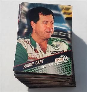 1994 Finish Line Racing Nascar Complete Set 1-150