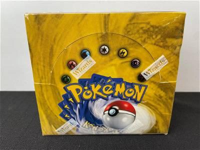 1999 Pokemon Base Set Factory Sealed Unopened 36 Pack