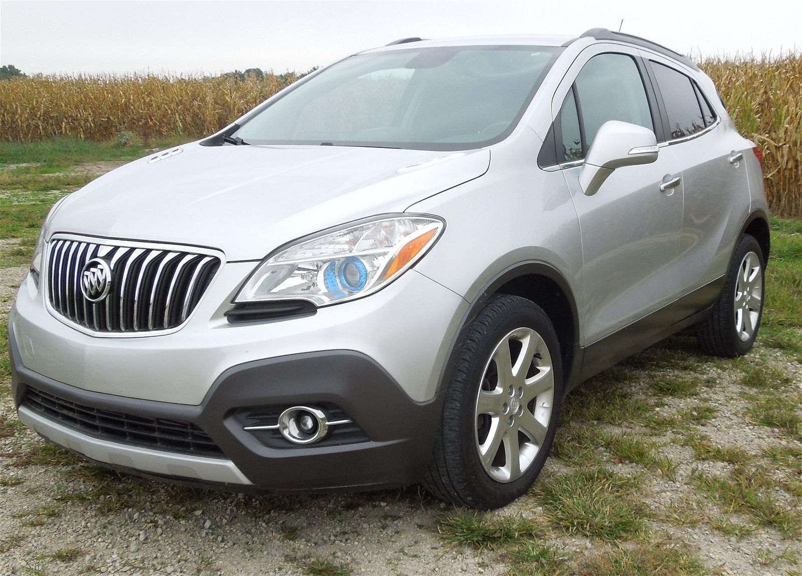 2015 Buick Encore, Leather Sports Utility, Sun Roof -