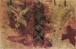 ANTONI TAPIES - Untitled
