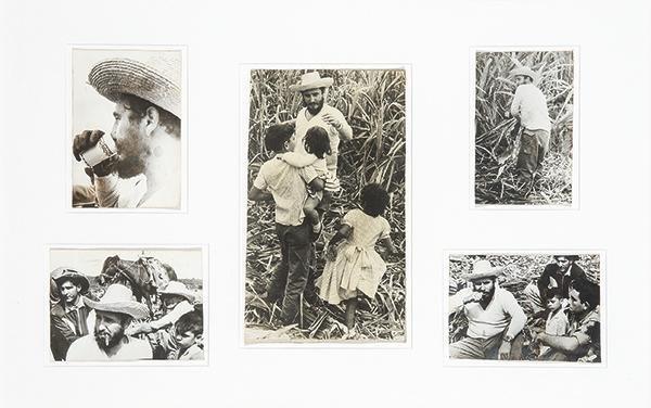 ALBERTO KORDA - Fidel Castro escenas cotidianas