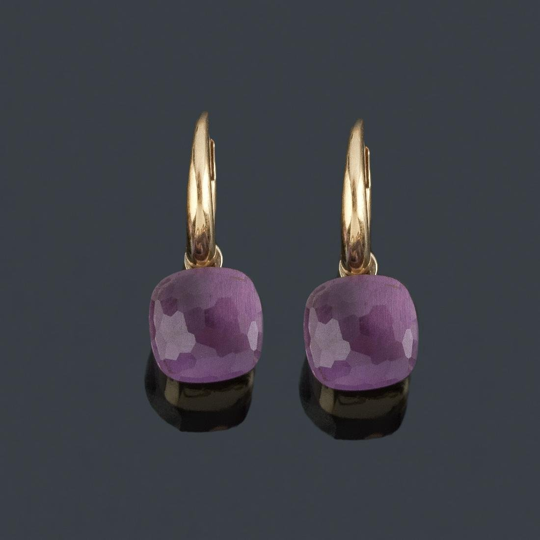 """POMELLATO - Earrings from """"Nudo"""" collection in 18K"""