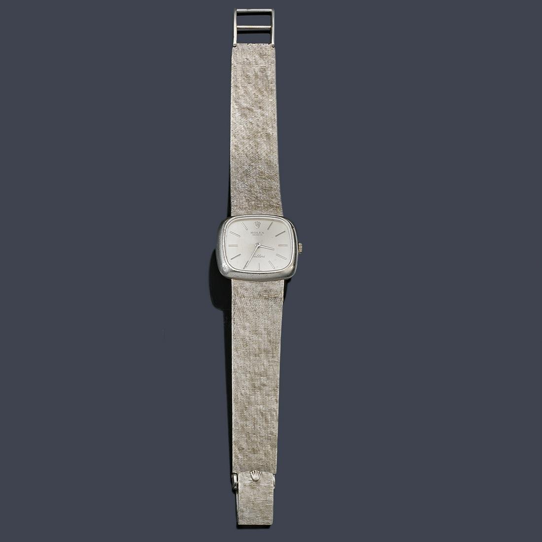 ROLEX Cellini nº 2097795 ladies' timepiece with case